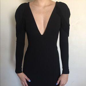 Nookie fringe dress